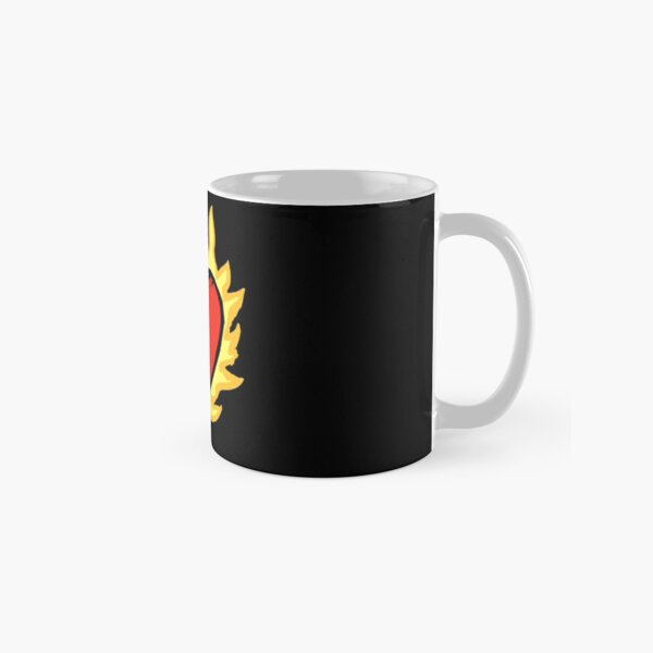clothes over bros heart logo Classic Mug