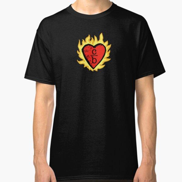 clothes over bros heart logo Classic T-Shirt
