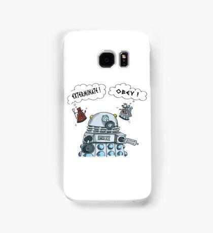 The Inner Workings of the Dalek Mind Samsung Galaxy Case/Skin
