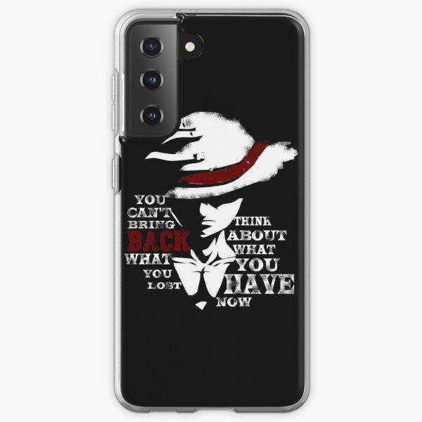 Camiseta de una piezaONE PIECE - LUFFY Funda blanda para Samsung Galaxy