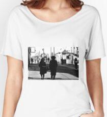 Navy Pier Women's Relaxed Fit T-Shirt