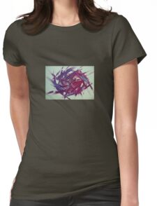 RAW 3 Womens Fitted T-Shirt
