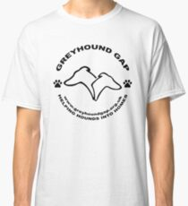 Helping Hounds into Homes Classic T-Shirt