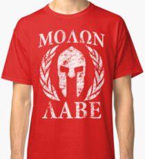 molon labe 1 Classic T-Shirt