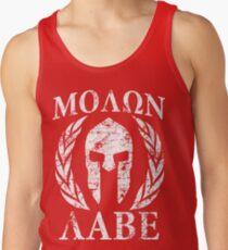 Camiseta de tirantes molon labe 1