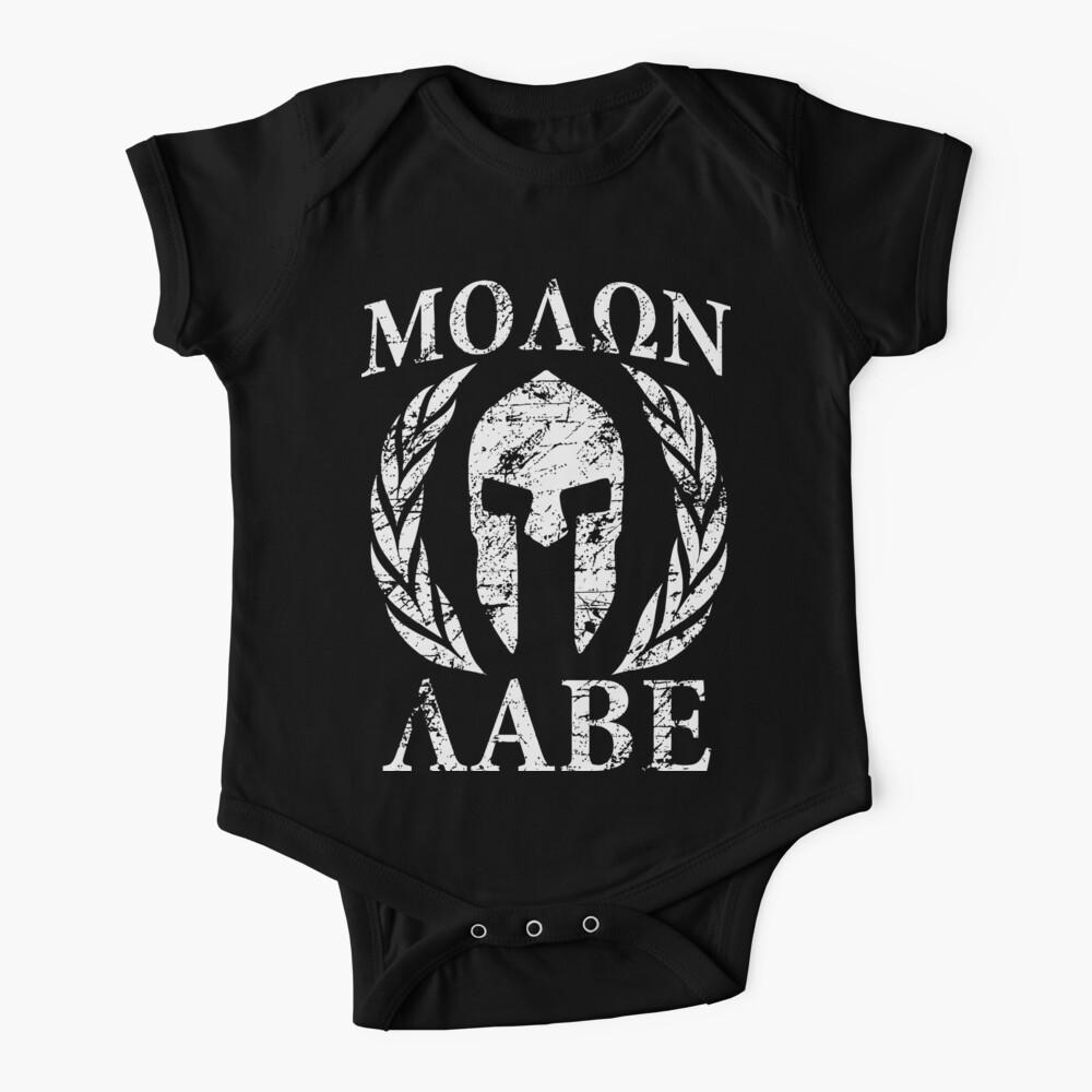 molon labe 1 Baby One-Piece