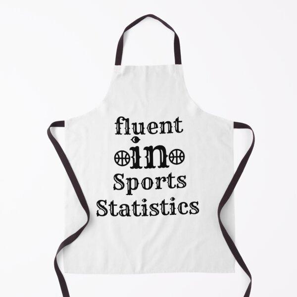 Sports Analyst Gift Apron