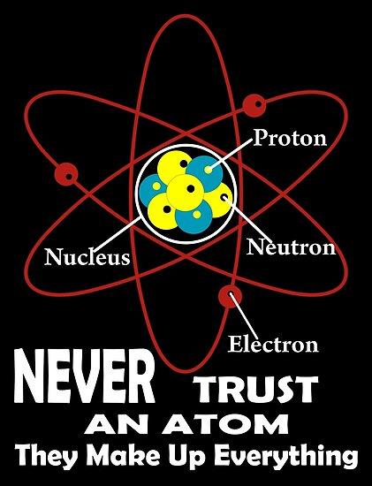 Vertraue niemals einem Atom von Good4U