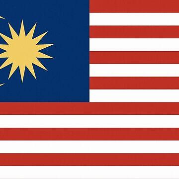 Malaysian Flag by ishqhakhidzr