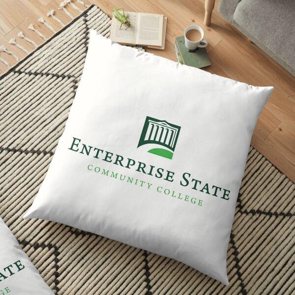 Enterprise st Floor Pillow