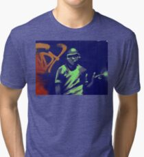 graffiti boy Tri-blend T-Shirt