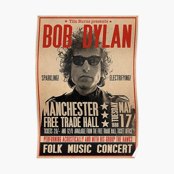Sparkling Dylan Electrifying Poster
