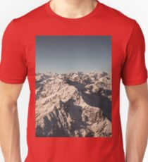 Lord Snow - Landscape Photography Unisex T-Shirt