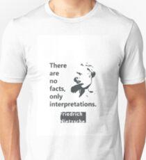 Friedrich Nietzsche quote T-Shirt