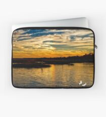 Murrells Inlet Sunset Laptop Sleeve