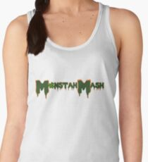 Monstah Mash meets St. Paddy's Women's Tank Top