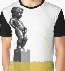 A piece of piss Graphic T-Shirt