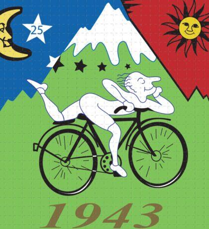 Discovery of LSD Sticker