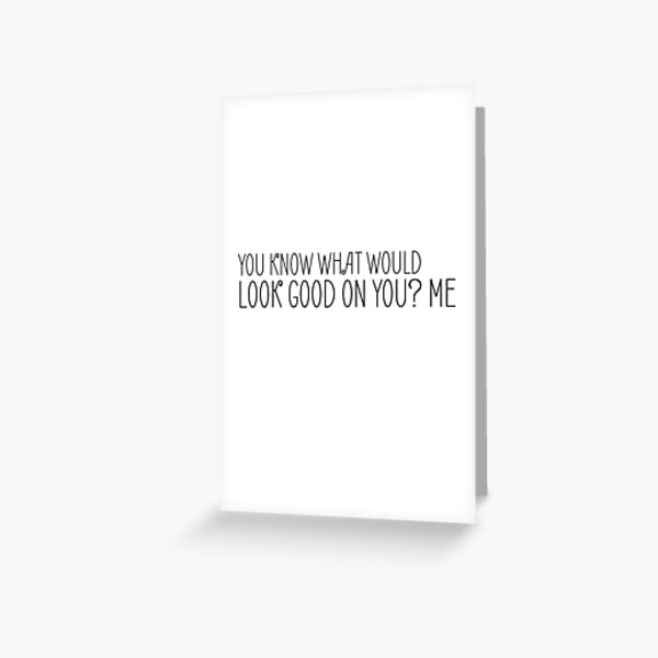 Funny Sexy Sex Humour Joke Cool Cute Greeting Card