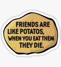 Funny Random Humour Joke Comedy Weird Sticker