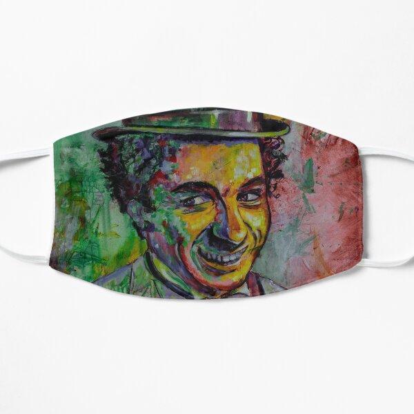 Charly Chaplin Mascarilla