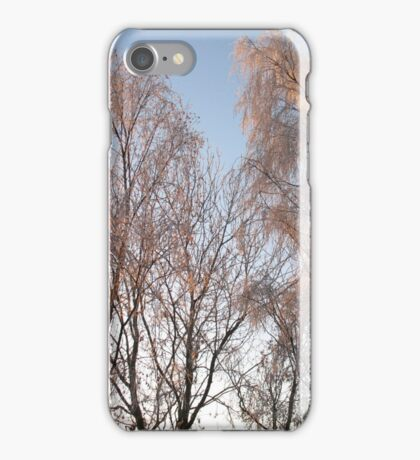 Back lighting iPhone Case/Skin