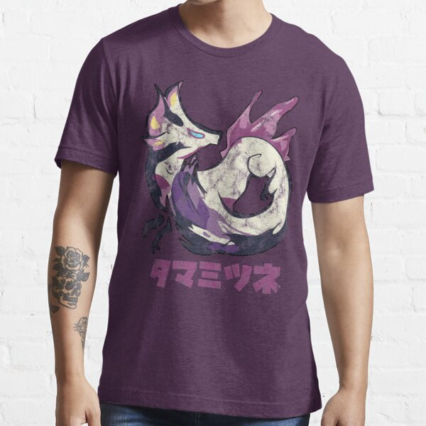 Monster Hunter Rise Mizutsune Kanji Icon Essential T-Shirt
