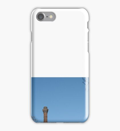Factory tower iPhone Case/Skin