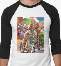 Street Man Men's Baseball ¾ T-Shirt