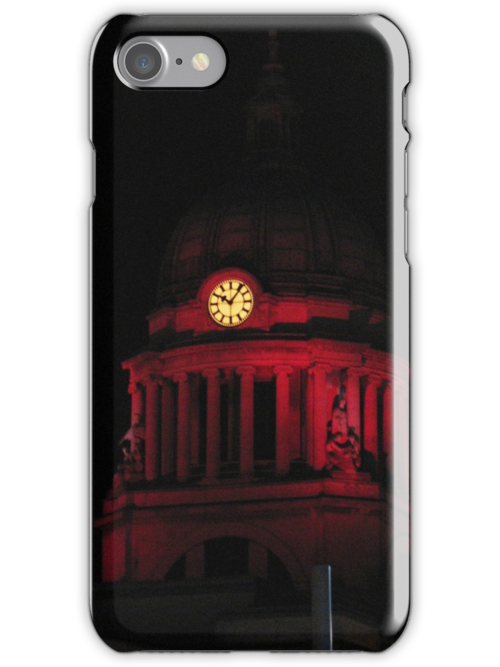 Nottingham Council House I-phone by KMorral