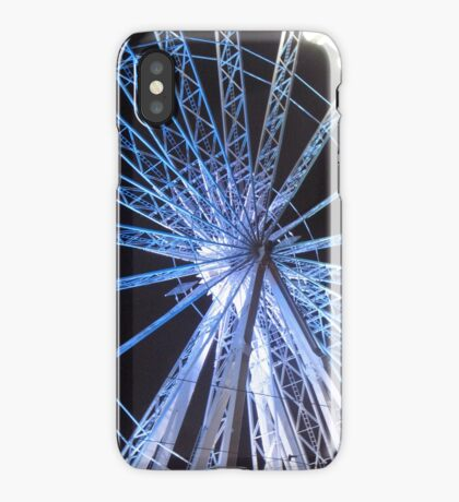 Round the wheel iPhone Case/Skin