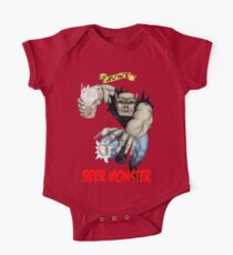 Rubbernorc Beer Monster Kids Clothes