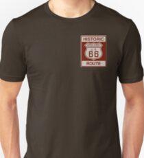 Devils Elbow Route 66 Unisex T-Shirt