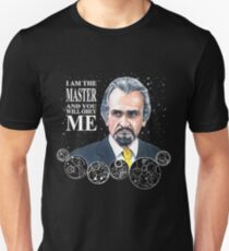The Master (Roger Delgado) T-Shirt