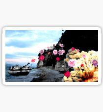 Rose War Sticker