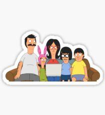 The Belchers Sticker