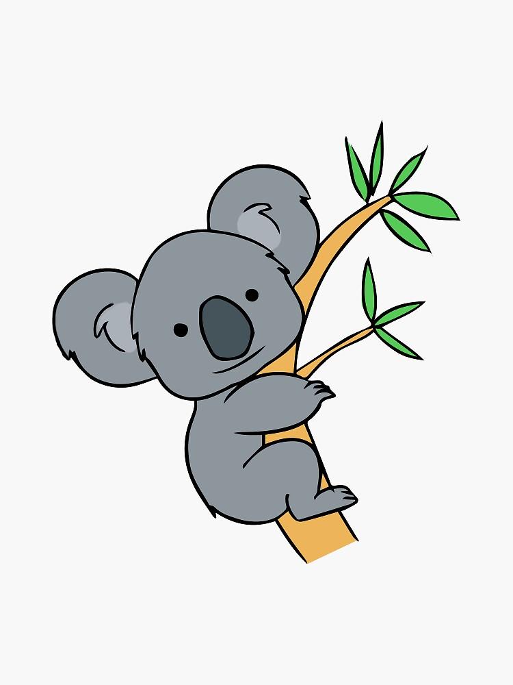 Lindo Koala de kchaps