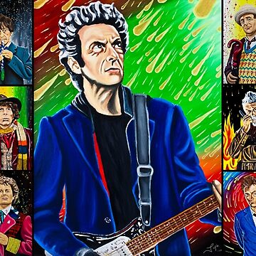 The Doctor of the Universe - The Silver Punk by jephwho