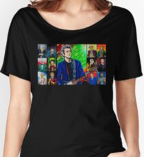 The Doctor of the Universe - The Silver Punk Women's Relaxed Fit T-Shirt