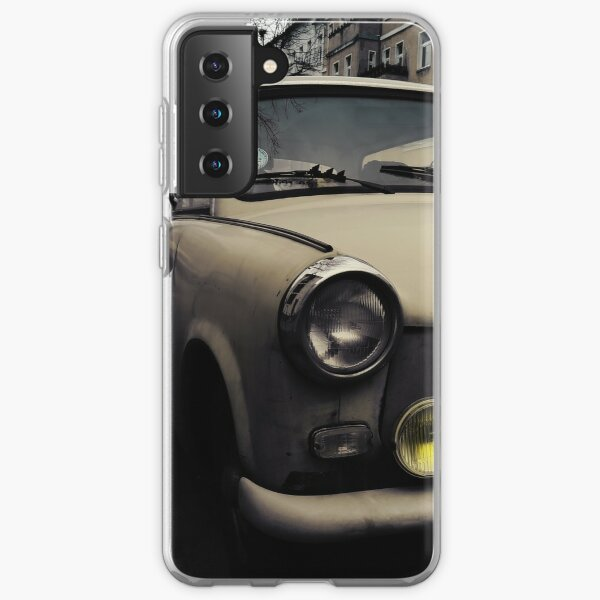 trabant, east berlin Samsung Galaxy Soft Case