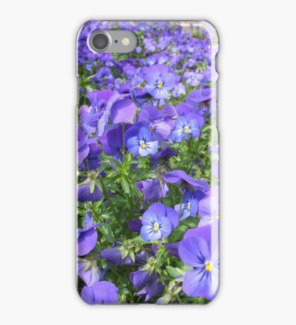 Violet Sea iPhone Case/Skin