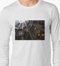 La Pedrera Courtyard – Antoni Gaudi's Masterpiece in Barcelona, Spain T-Shirt