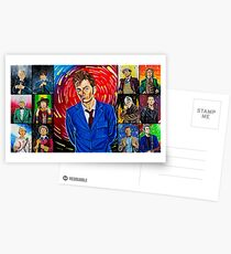 The Doctor of the Universe - The Hero Postcards