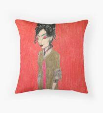 Inara Serra Throw Pillow