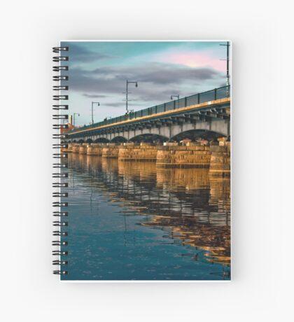Harvard Bridge Spiral Notebook