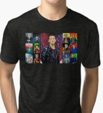 The Doctor of the Universe - The Survivor Tri-blend T-Shirt