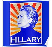 Hillary for President Poster