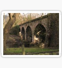 Rowsley Bridge Sticker