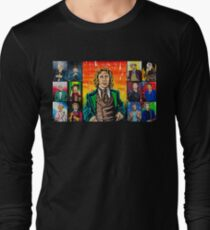 The Doctor of the Universe - The Romantic Long Sleeve T-Shirt