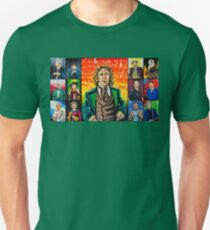 The Doctor of the Universe - The Romantic T-Shirt